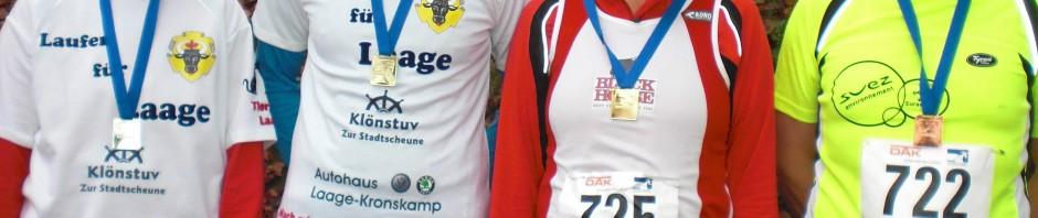 Landesmeisterschaften im Crosslauf in Bad Doberan
