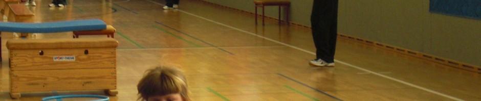 Sportclub Laage macht Kindergartenkinder stark
